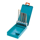 Heller Power 3000 5 Piece SDS Drill & Chisel S Piece Set