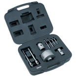 Clarke CHT600 9 Piece TCT Core Drill Bit Set