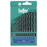 Heller 13pce HSS Twist Drill Set for Metal