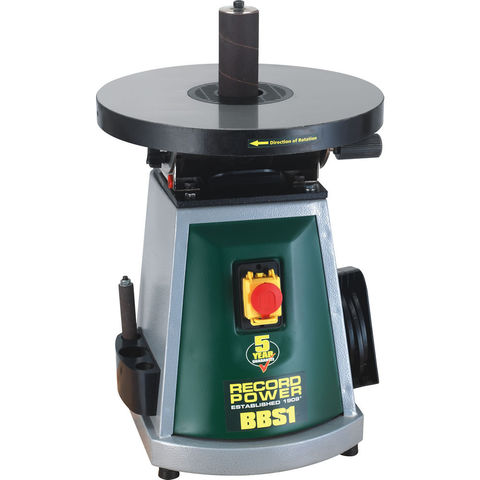 Image of Record Power Record Power BBS1 Bench Top Bobbin Sander