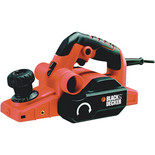 Black & Decker KW750K High Performance 750W Rebating Planer (230V)