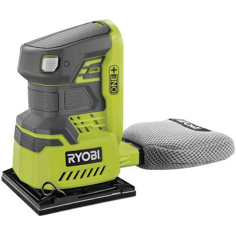 Image of Ryobi One+ Ryobi One+ R18SS4-0 18V Cordless 1/4 Sheet Sander (Bare Unit)