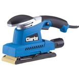 Clarke COS200 1/3 Sheet Orbital Sander (230V)