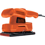 Black and Decker KA300 135W Sander (230V)