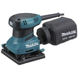 Makita BO4555 200W 1/4 Sheet Palm Sander (230V)