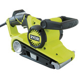 "Ryobi EBS800V 76mm (3"") Variable Speed Belt Sander"