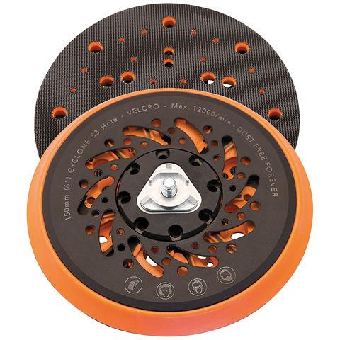"Image of Flexipads Flexipads 150mm (6"") DA Cyclone 53H Soft Micro GRIP®"