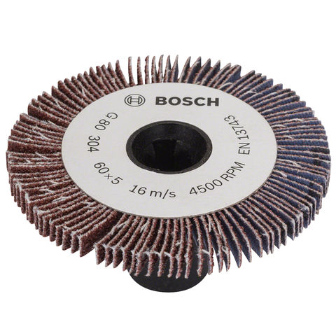 Image of Bosch Bosch Flap Wheel 60 x 5mm 80 Grit