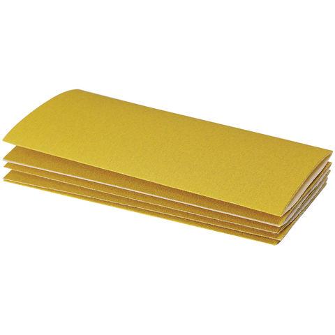 Image of National Abrasives National Abrasives Corner Sander Sheets 5 pack Assorted
