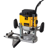 DeWalt DW625EKT-GB 12mm Variable Speed Plunge Router with T-STAK Kitbox (230V)
