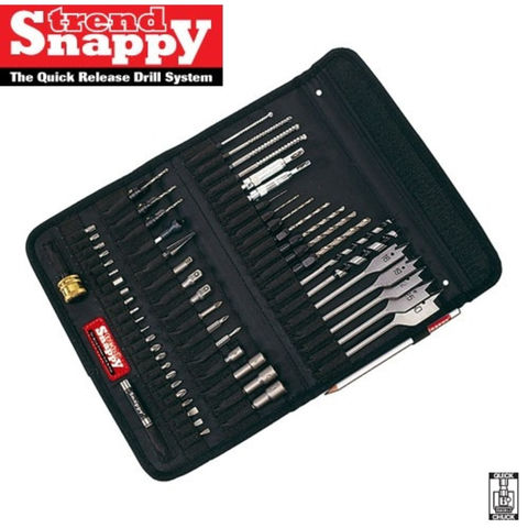 Image of Trend Trend SNAP/TH2/SET Snappy 60 piece Tool Set