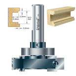 Trend RT/343X1/2 Rota-tip Espagonlette Router Cutter