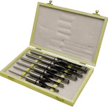 Holzmann STM26B 6pc Mortise Chisel Set