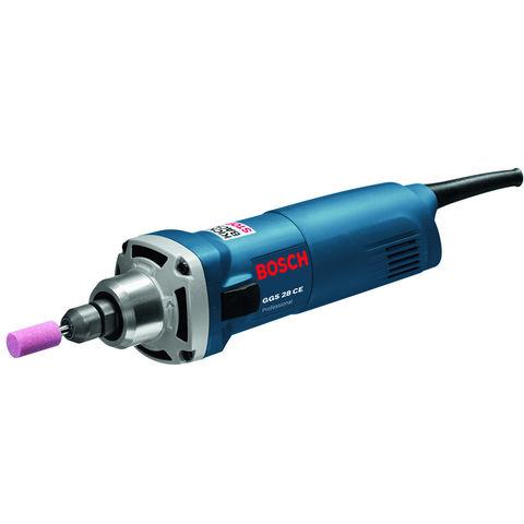 Image of 110 Volt Bosch GGS 28 C Professional Straight Grinder (110V)