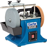 Clarke CWS200B 200mm Whetstone Sharpener (230V)