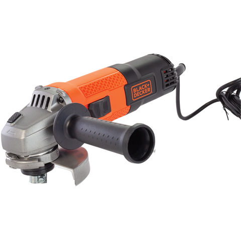 "Image of Black & Decker Black & Decker BEG110A5 115mm (4 ½"") Angle Grinder"