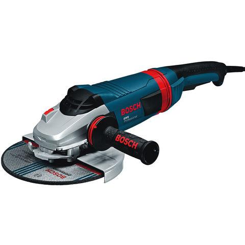 bosch gws 22 230 lvi professional angle grinder 110v machine mart machine mart. Black Bedroom Furniture Sets. Home Design Ideas