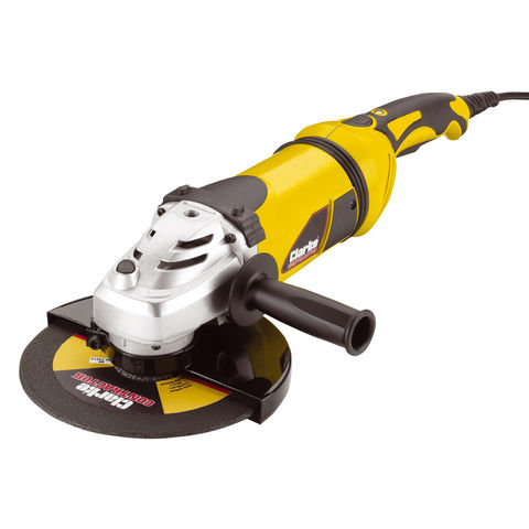 Clarke Contractor CON2600 230mm 9 Angle Grinder 230V
