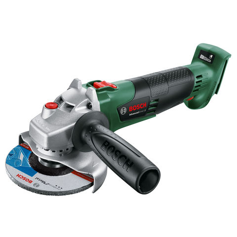 Image of Bosch Bosch AdvancedGrind 18V Angle Grinder (Bare Unit)