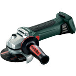 Metabo W18LTX115 18V 115mm Angle Grinder (Bare Unit)