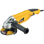 Clarke Contractor CON1050B 1050W Angle Grinder (With Open And Closed Guards)