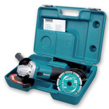 Makita GA4530RKD/1 115mm Angle Grinder With Diamond Disc (110V)