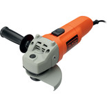 Black and Decker KG115A5 115mm 750W Angle Grinder (230V)