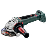 Metabo WB 18 LTX 125mm Cordless Angle Grinder (Bare Unit)