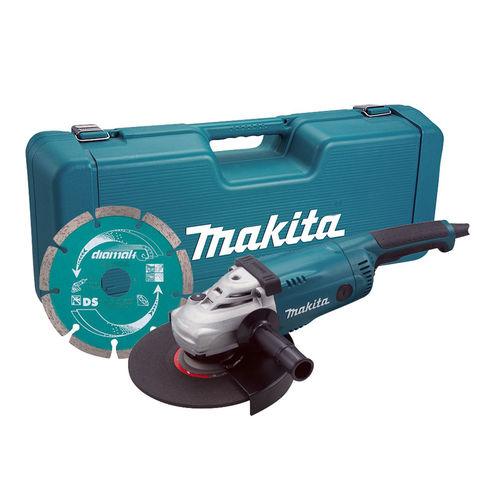 "Image of 110Volt Makita GA9020KD 9"" Angle Grinder (110V)"