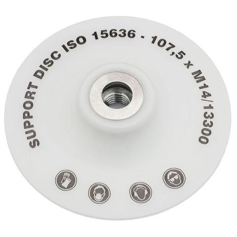 Image of Flexipads Flexipads 11113 115mm Nylon Backing Pad Medium (M14 x 2 Thread)