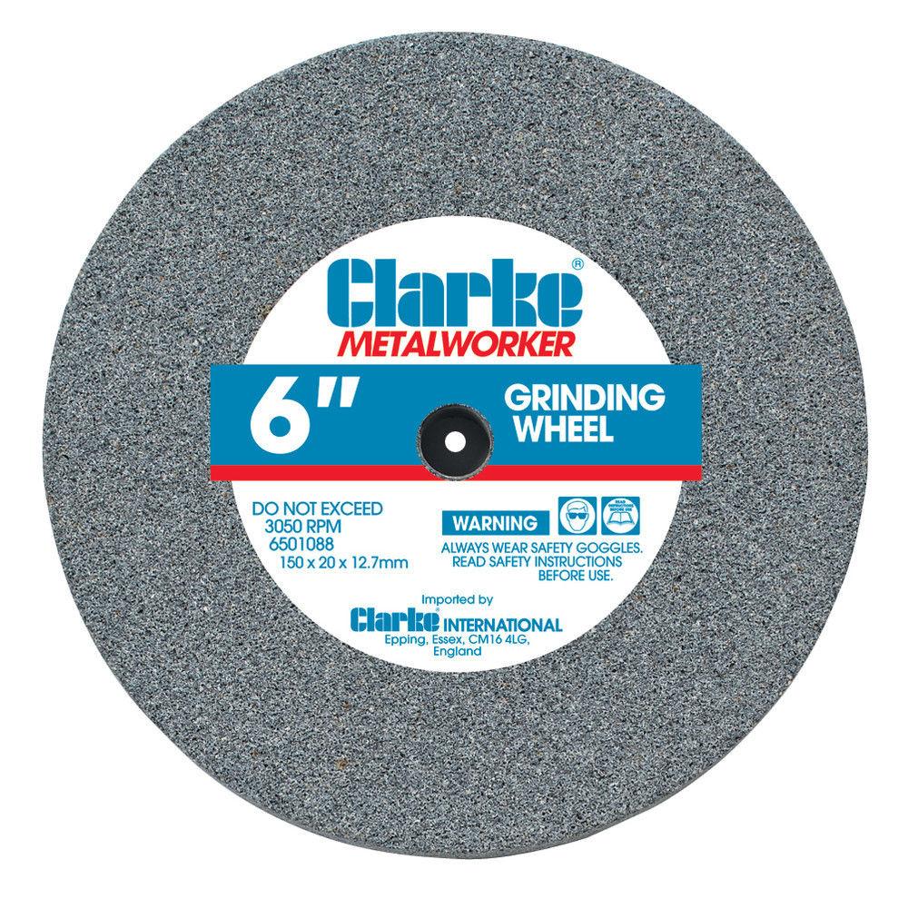 Marvelous Clarke 6 150Mm Fine Grinding Wheel Machine Mart Machost Co Dining Chair Design Ideas Machostcouk