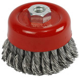 CHT555 - 100mm Wire Cup Brush (M14)