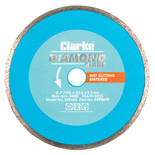 Clarke SCR180 Diamond Blade 180mm