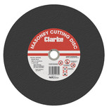 "Clarke 9"" Masonry Cutting Disc"