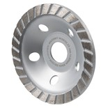 Wolfcraft 105mm Diamond Cup Grinding Disc