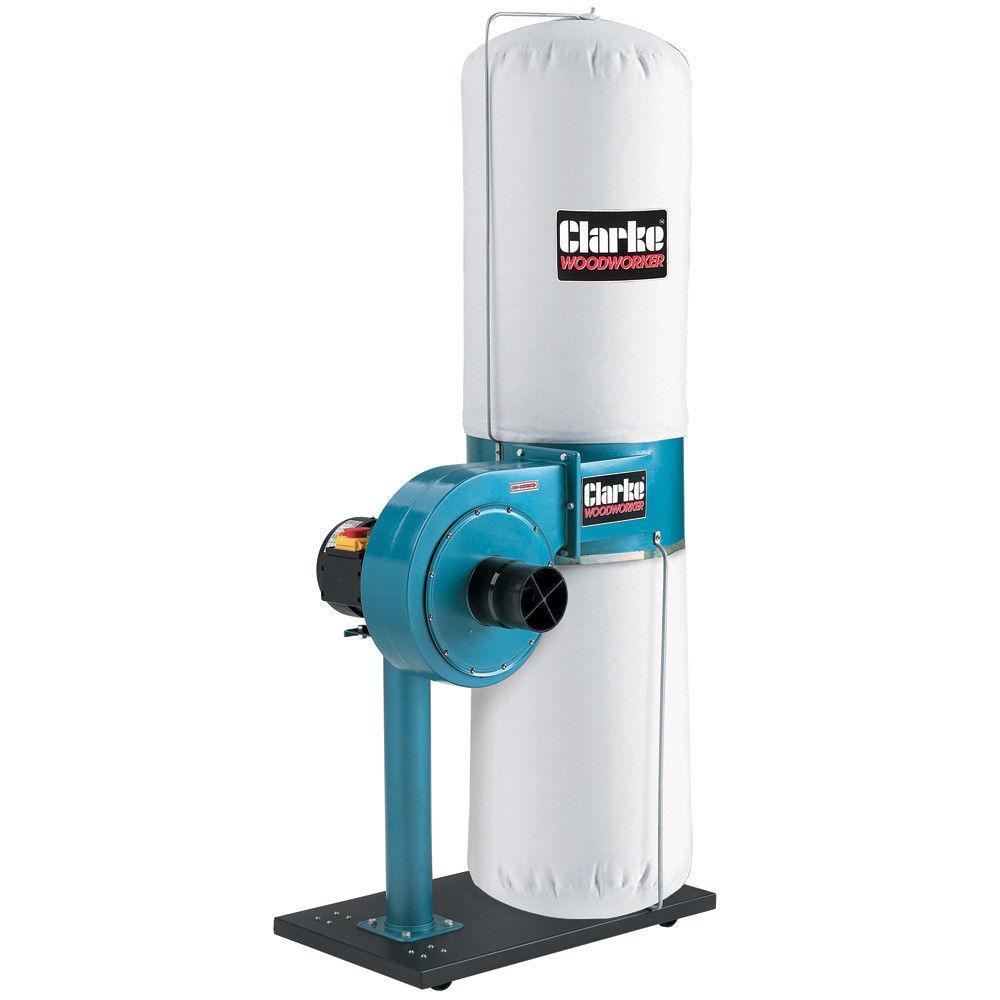 Dust Extractors & Blowers - Machine Mart