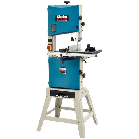 Clarke Clarke CBS300 305mm Professional Bandsaw & Stand