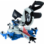 "Scheppach HM81 8"" Compound Sliding Mitre Saw (230V)"