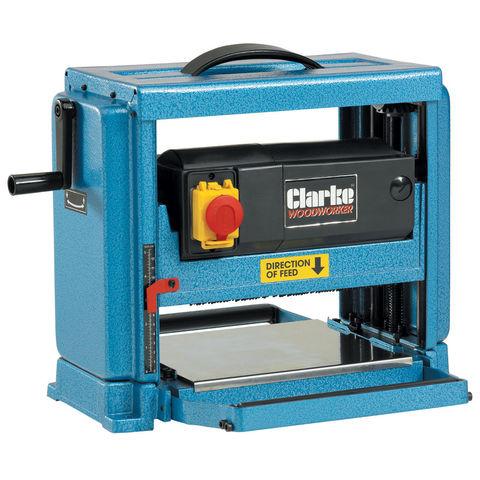 Clarke CPT250 254mm Portable Thicknesser (230V) - Machine Mart - Machine Mart