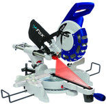 "Fox F36-258DB 10"" Double Bevel Mitre Saw (230V)"