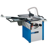Scheppach Precisa 4.0 270mm Precision Tilt Arbor Circular Sawbench With Sliding Carriage (400V)