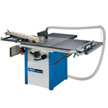 Scheppach Precisa 4.0 270mm Precision Tilt Arbor Circular Sawbench With Sliding Carriage & Extension (400V)