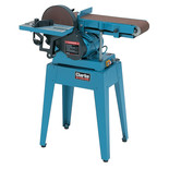 Clarke CS6-9C Belt & Disc Sander