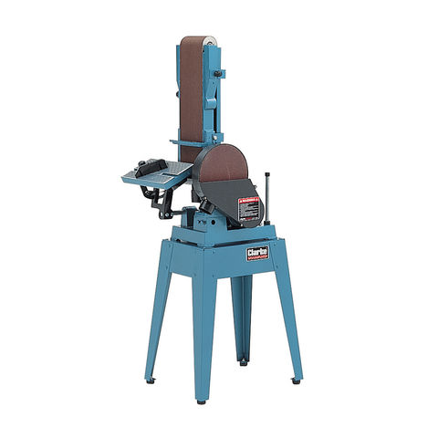 clarke sander machine