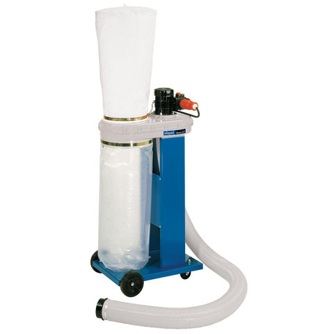 Image of 400Volt 3 Phase Scheppach Woova 3.0 Chip & Dust Extractor and Filter Cartridge (400V)