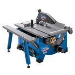 "Scheppach HS80 8"" Bench Top Table Saw"