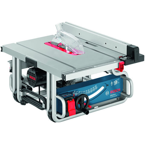 Image of 110Volt Bosch GTS 10 J Professional Table Saw (110V)