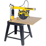 DeWalt DW721 Radial Arm Saw (230V)