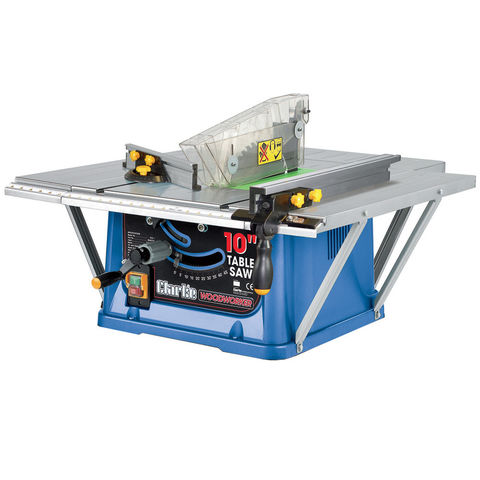 Clarke Cts11 10 254mm Table Saw Machine Mart Machine Mart