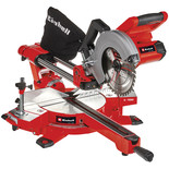 Einhell Power X-Change TE-SM 36/210 Li - Solo Cordless Sliding Mitre Saw (Bare Unit)